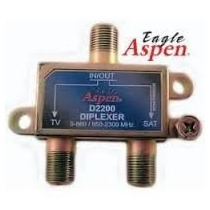 Diplex Misturador Antena + Sat