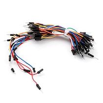 Pacote 65 Jumper/fios Macho Macho P/ Protoboard Arduino Pic