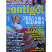 Revista Contigo 1264 Dez 1999 Ana Paula Arosio Xuxa Angelica