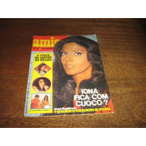 Revista Amiga Nº 204 De 16 De Abril De 1974 Editora Bloch