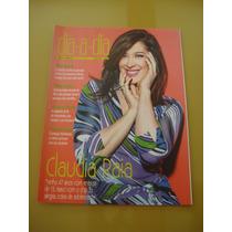 Revista Dia A Dia Claudia Raia Thiago Fragoso Ano 2014