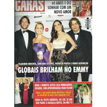 287 Rvt- 2011 Revista Dez- Caras N 943- Globais Emmy