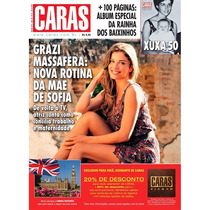 Revista Caras Especial Xuxa 50 - Nº 1012