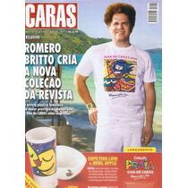 Revista Caras Novela Paraisópolis + Romero Britto 05 / 2015.
