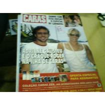 Revista Caras N°538 2004 Roger Adriane Galisteu