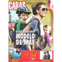 Gisele Bundchen 2 Revistas Caras Ed.1044\35-9\11\2013