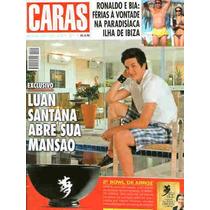 Caras 925 * Luan Santana * Winehouse * Miss Brasil