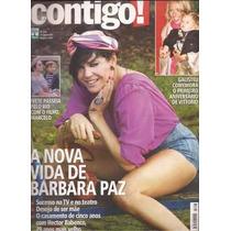 Contigo Nº 1873 Agosto De 2011 Barbara Paz