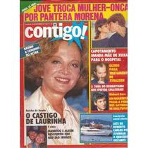 Revista Contigo Nº 781 1990 Gloria Menezes