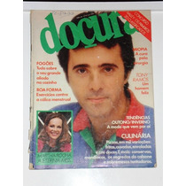 Tony Ramos Revista Doçura -abril\1986