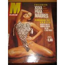 Xuxa-manchete P\ Maiores-abril\97