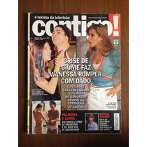 Revista Contigo! N°1413 - Wanessa Camargo, Fátima Bernades