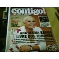 Revista Contigo N°1363 2001 Capa Ana Maria Braga