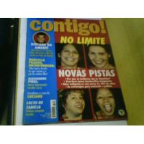 Revista Contigo N°1301 2000 No Limite Alexandre Pires