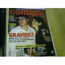 Revista Contigo N°1345 2001 Fábio Jr Porto Dos Milagres