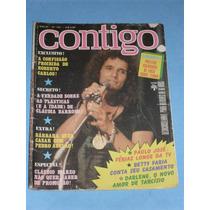 Revista Contigo Roberto Carlos