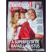 Revista Contigo! - A Superfesta De Rafaella Justus