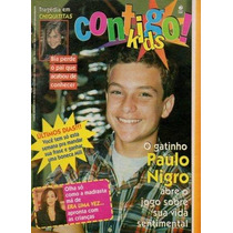 Contigo Kids 98 Paulo Nigro Angélica Chiquititas Carla Diaz