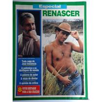 Encarte Especial Revista Amiga Novela Renascer\1993