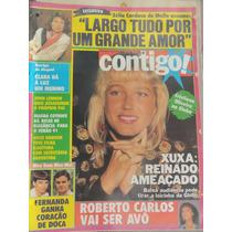 # Revista Contigo Xuxa Capa - No. 795 Dezembro 1990