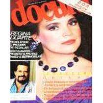 Regina Duarte Revista Doçura-out\1985-otimo Estado