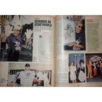 Xuxa Material Revista Contigo Out\1996