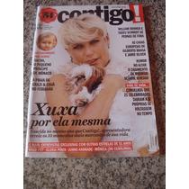 Revista Contigo Xuxa Por Ela Mesma Novembro 2014