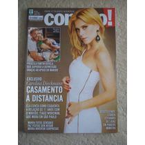 Revista Contigo Carolina Dieckmann N°2014 Priscila Fantin