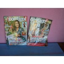 Revistas Contigo. Lote. Novas.