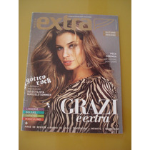 Revista Moda Extra Grazi Massafera Marcelo Sommer Ano 2013