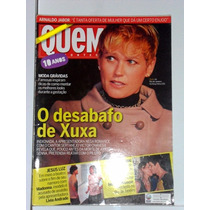 Xuxa Quem Acontece-ed.529-out\2010-otimo Estado