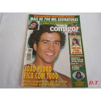 Revista Contigo - 17/08/93 - Década De 90 - Daniella Perez