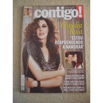 Revista Contigo Claudia Raia N°1908 Débora Nascimento