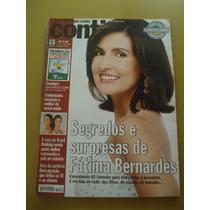 Revista Contigo Fátima Bernardes Luiza Brunet Harry Potter