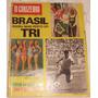 O Cruzeiro - 16/06/1970 - Miss Brasil, Copa Do Mundo