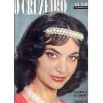 O Cruzeiro 1959.caryl Chessman.miss U.maysa.vedetes.pinotti
