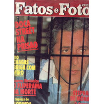Rev.fatos E Fotos 1982.doca.angela Diniz.caso Morganti.linda