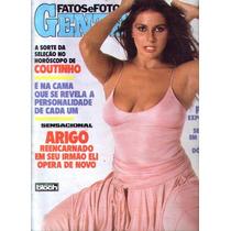 Fatos E Fotos 1978.fafá.arigó.betty Faria.ilka.coutinho.moda