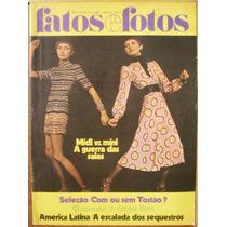 Fatos E Fotos 1970 - Porno / Garotas Ipanema / Jorge Benjor