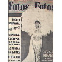 Fatos E Fotos 1963.núcia.carnaval.bailes,escolas.fantasias.