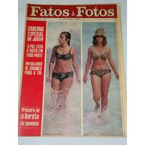 Fatos & Fotos 241/1965* Beatles.tri. Garota De Ipanema. Lua