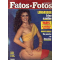 Fatos E Fotos 1983..lengruber.jorge Ben.áurea Gomes.ninfeta