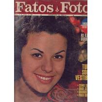 Fatos E Fotos 1966.elis Regina.pelé.djenane.eusebio.automove