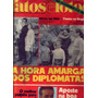 Fatos E Fotos 1970.morte Do Diplomata.erasmo.pelé.automovel
