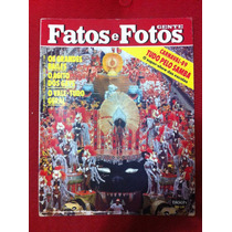 Fatos E Fotos Carnaval 89 Gatas Xuxa Angelica Bailes Escolas
