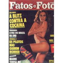 Rev.fatos E Fotos 1982.beth Duncan.garota Carinho De Teresop