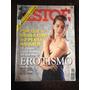 Revista Istoé N°1440 - Maitê Proença, Erotismo
