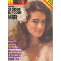 Manchete - 1981 - Suzana Vieira / Betty Faria/ Arlete Sales