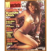 Manchete - 1981 - Novela Baila Comigo / Piquet /