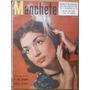 Manchete 1954 - Copa Mundo Futebol / Eva Wilma / Burle Marx